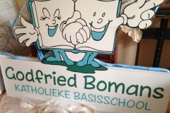 Logo Godfried Bomansschool