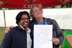 Bevrijdingsfestival met Rueb